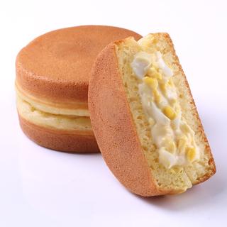 Egg Mayo Pancake