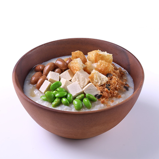 Soy Porridge (Vegetarian Tofu and Peanuts)
