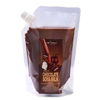 Chocolate Soya Milk Pouch