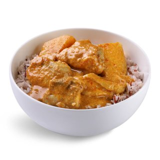 Soy Curry Chicken